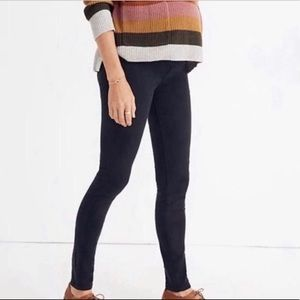 NEW Madewell Maternity Full Belly Skinny Jeans